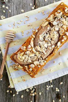 Un dolce leggero e squisito per la colazione o la merenda. Scopri la video ricetta. Dolce, Video, Banana Bread, Latte, Cooking, Food, Banana, Kitchen, Essen