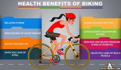 Biking is not only for excitement but also healthy .There have many benefits that are