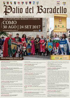 Italia Medievale: Palio del Bartadello. XXXVII Contesa Medievale