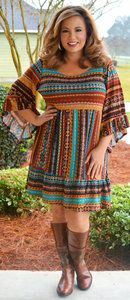 It's Good To Be Me Dress / Tunic