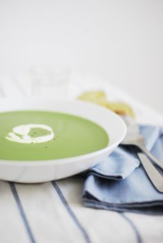 In the mood for food - pea soup