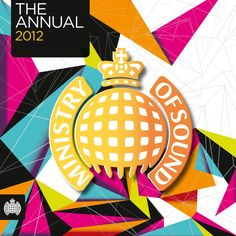 ministry of sound annual 2012
