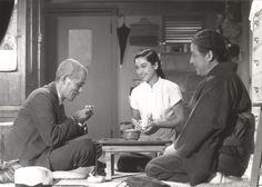小津安二郎監督「東京物語」1953年/笠智衆、東山千栄子、原節子