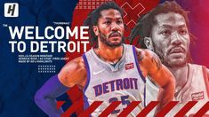 BREAKING: Derrick Rose Signs with Detroit Pistons! BEST Career Highlight... Derrick Rose, Best Careers, Detroit Pistons, Free Agent, Tank Man, Highlights, In This Moment, Mens Tops, Basketball