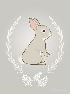 If I were to get a tattoo, it would be of a bunny. Or the name of my first born. Eh, probably the bunny.