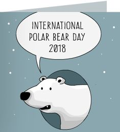 'We need to save the Arctic not because of the polar bears, and not because it is the most beautiful place in the world, but because our very survival depends upon it.' ~ Lewis Gordon You received this Thank You Note for:  visiting Care2 on International Polar Bear Day!