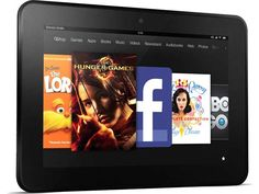 Kindle Fire HD für 75€!