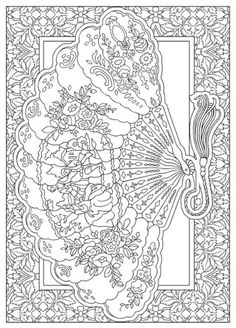 1000 Images About Coloriage A Imprimer Adultes On