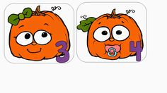 FREE!  MY FAVORITE!! I rewrote the, Five Little Pumpkins story with a cute twist.  My Littles LOVE this story and they want to read it over and over again.  Click on the picture below to download the free Five Little Pumpkins story pieces for acting out the story.
