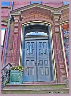 Connecticut \u2013 Brownstone Door Photography   Moomette\u0027s Magnificents & Victorian Brownstone Doors - Hartford CT   What\u0027s Behind the Door ...