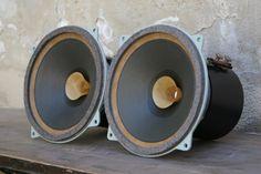 Atelier Rullit - CLASSIC 10 - full range field coil speakers for SE amps