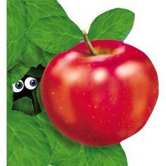 Mărul - Editura Prut; Varsta: 6 luni+; Fructul cel mai popular si recomandat. Sanatate curata transmisa prin imagini realiste si versuri maiestrit, simple de recitat si de iubite mai apoi de copii. Children Books, Mai, Apple, Fruit, Children's Books, Apple Fruit, Apples, Baby Books