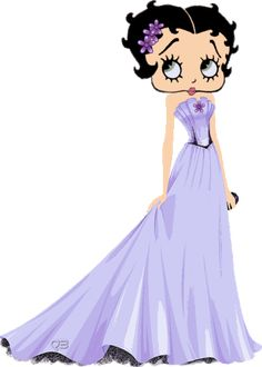 Betty Boop Pictures Archive: animated