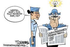 Military Rape │ rape culture