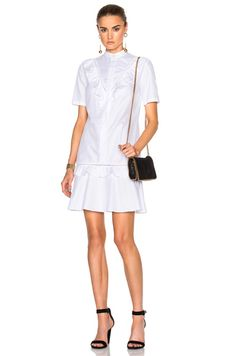 Stella McCartney Dogtooth Dress $1060 FP