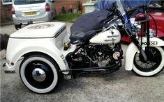 Harley Davidson Servi-Car 1968  £18000.00