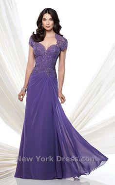 Mon Cheri 115974 Dress - NewYorkDress.com