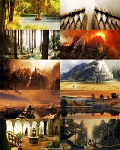 Can i please live in Middle Earth?