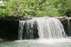 Throw the GPS coordinates into any smartphone map app, and you'll be on your way to a quality experience at Arkansas waterfalls.