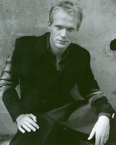 One of the nicest pictures of Paul Bettany I have ever seen.
