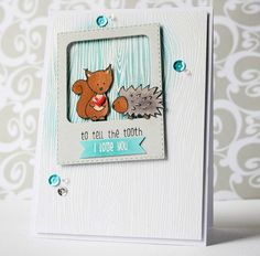 I scrap my way: Create a Smile first release Blog Hop (Ink over the woodgrain embossing, brilliant!)