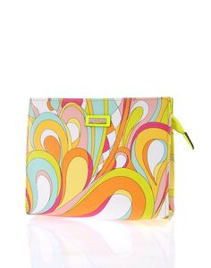 Cosmetics bag Women - Small leather goods Women from EMILIO PUCCI at 150 WORTH.