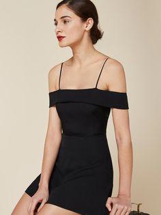 Lynne dress black 1 clp