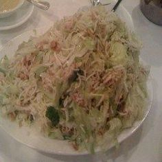 Tao Tao's (Sunnyvale, CA) Famous And Heavily Guarded Chinese Chicken Salad Recipe...finally! I have been trying to get this for three decades!!!