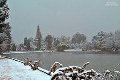 lago parque Gral.San Martin,Mendoza,Argentina