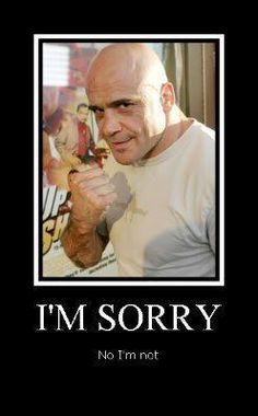 We have a Bas Rutten signed photo giveaway happening on Twitter!