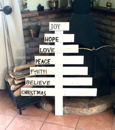 Tree with writing only - R350