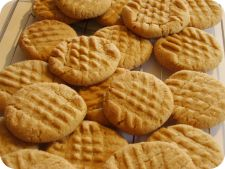 Big Batch Peanut Butter Cookies - This recipe yields approximately 144 cookies.  Just be wary of peanut allergies if preparing for a community function.