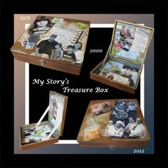 Fam. Migration Study - ACR • Gallery Family Values, Arts Ed, Treasure Boxes, Math Teacher, Great Memories, Wood Boxes, Online Art, Study, Education