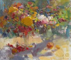 Makarov Vitaly. Flowers of autumn.