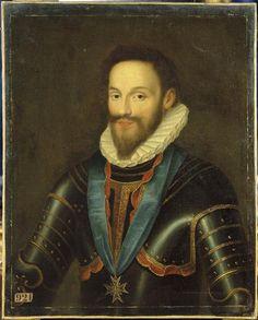 Jean Louis de Nogaret de la Valette, duc d'Epernon, amiral en 1587 (1554-1642). . . 16th c.