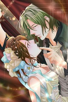 Shall we date Wizardess Heart Luca Magic Competition