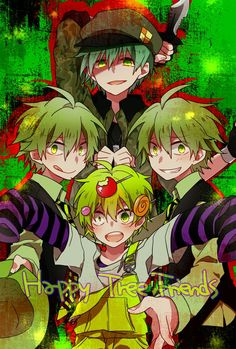 Lo adoro pero aveces me da miedo - Happy tree friends