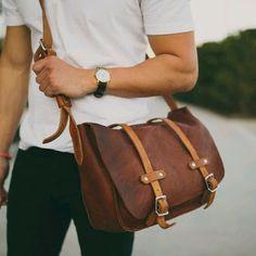 Macho Moda - Blog de Moda Masculina: Bolsa Masculina: Dicas para Usar e Onde…