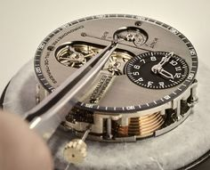 Chronométrie Ferdinand Berthoud FB 1.3 Watch In Platinum Watch Releases