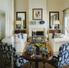 Classic sitting room