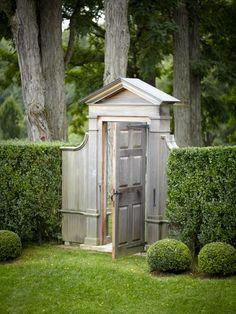 door in the garden ~ Paul Costello photo