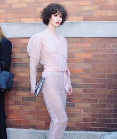 From the Front Row to the Vet's Office, Miranda July Proves Rodarte's Designs…