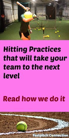 How to run a hitting practice that will take your team to the highest level.
