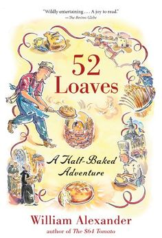 Book #51--52 Loaves by William Alexander
