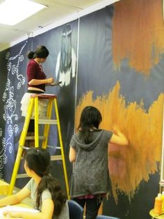 ARTISUN - A blog by the art teacher at Whitney High School (internationally famous for their art program!)  What amazing projects!  She shows the students' work, what creative minds!