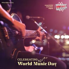 Celebrating the incredible power of #music in #events. #WorldMusicDay #WOWEvents