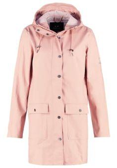 ISAK - Parka - misty rose - Zalando.de. RegenmantelRosenBekleidung KleiderschrankDingeTextilienMode LooksMantel e79454bc11