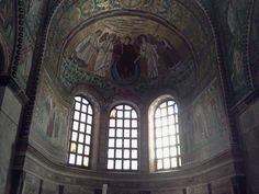 San Vitale, the Basilica, Ravenna, Romagna!