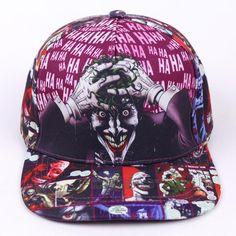 The Joker Swag Funky Hip Hop Snapback Baseball Hat Cap  hats  caps  dccomics 565a8c7fecb3