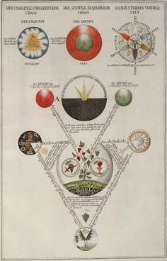 * Geheime Figuren der Rosenkreuzer, aus dem und Jahrhundert' ('Secret Symbols of the Rosicrucians from the and Centuries') to their History of Science and Technology subsite. It was published in Rose Croix, Esoteric Art, Templer, Mystique, Ancient Symbols, Ancient Book, Book Of Shadows, Illustrations, Archetypes